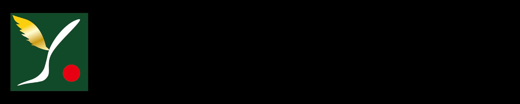 三幸産業株式会社ロゴ4(透明+黒字)